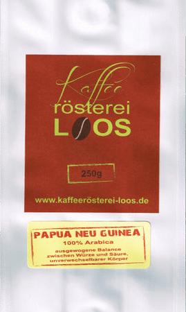 Hochlandkaffee aus Papua New Guinea