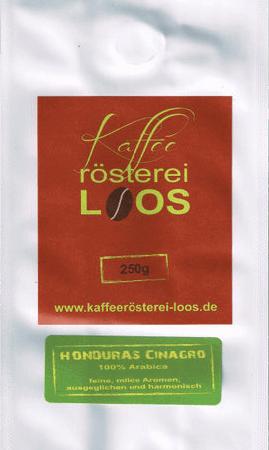 Mittelamerika, Kaffee aus Honduras
