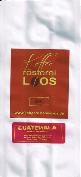 Mittelamerikanischer Kaffee aus Guatemala